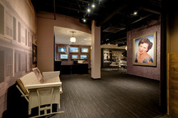 Pasty Cline Museum Lobby
