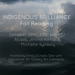 Indigenous Brilliance Fall 2020