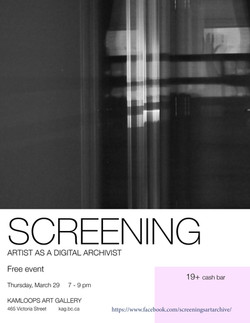 Screening Art Archive
