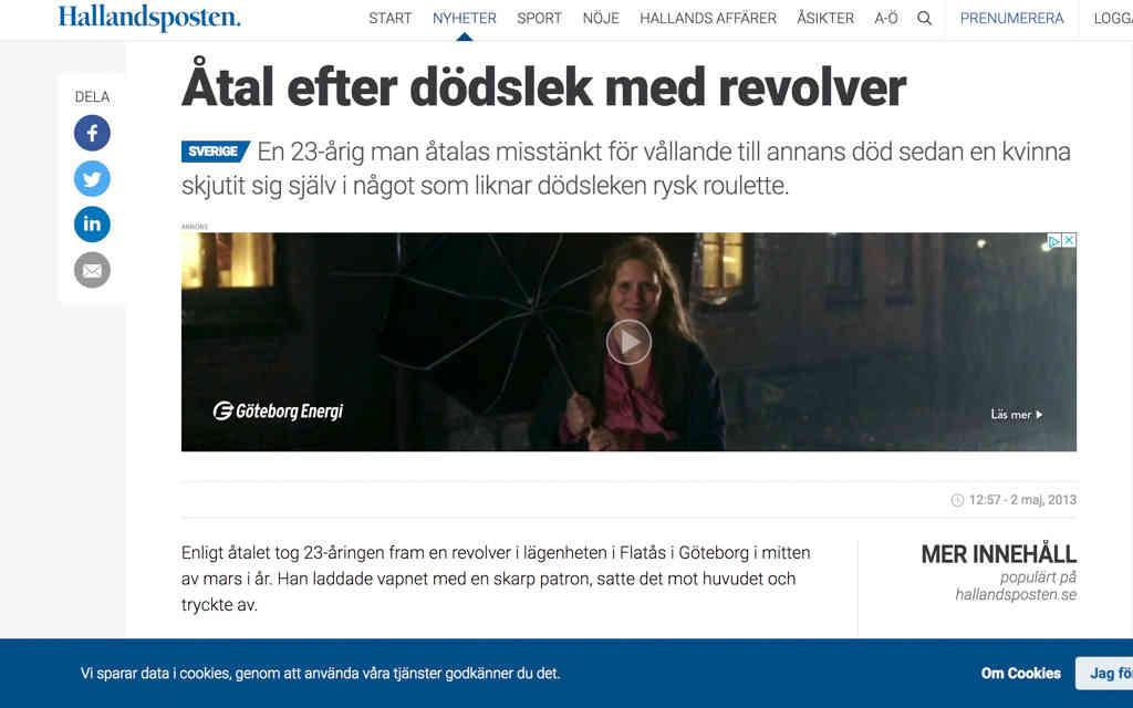 Hallands Posten