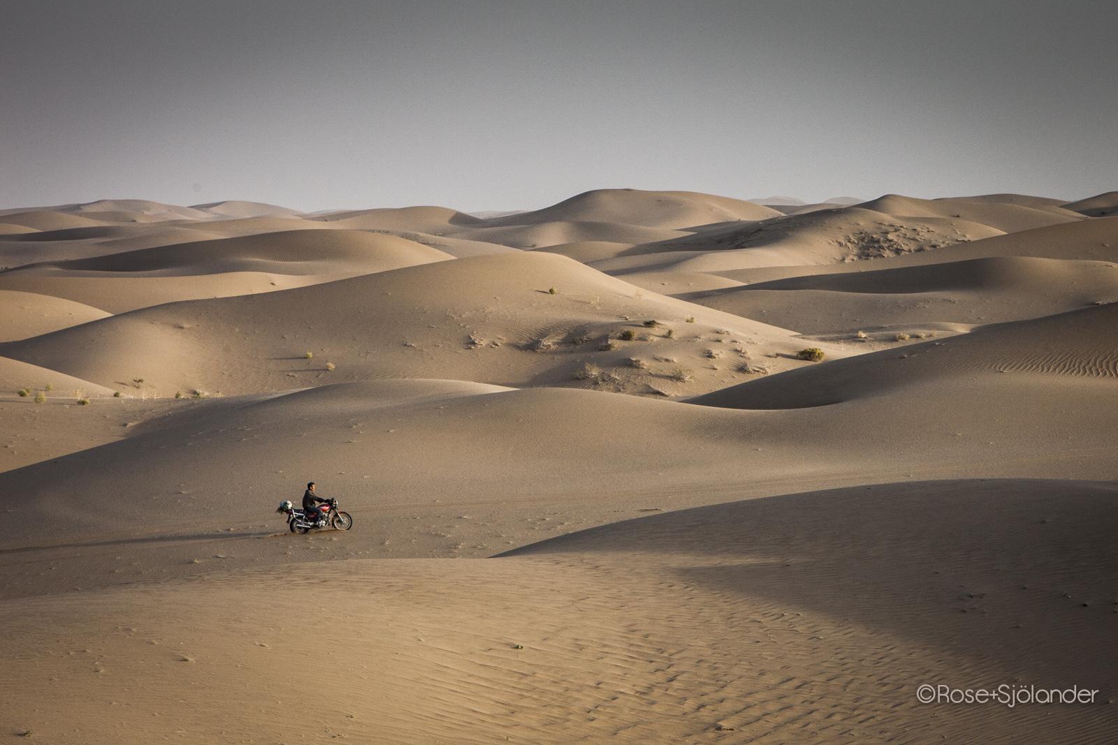 China's deserts