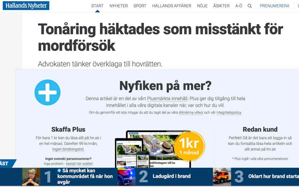 Hallands Nyheter