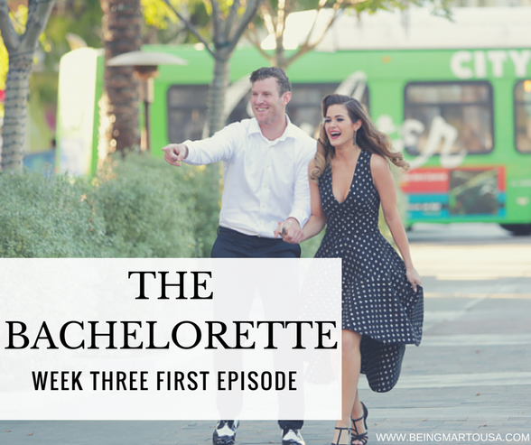 The Bachelorette - Week Three | First Episode