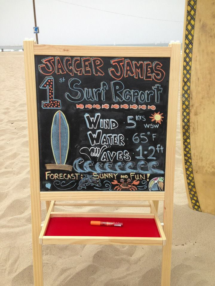 Jagger's Surf Report