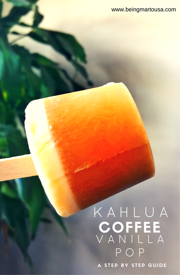 Kahlua Coffee Vanilla Pops