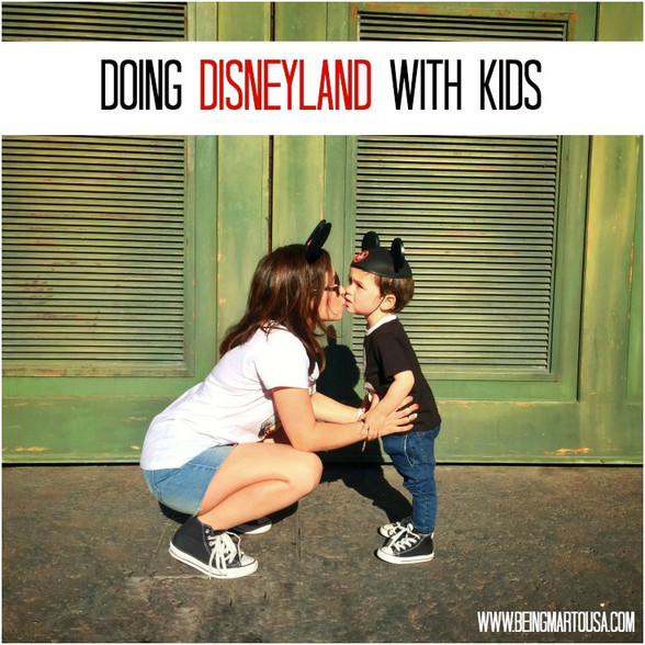 Doing Disneyland with Kids
