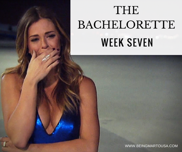 The Bachelorette - Week 7