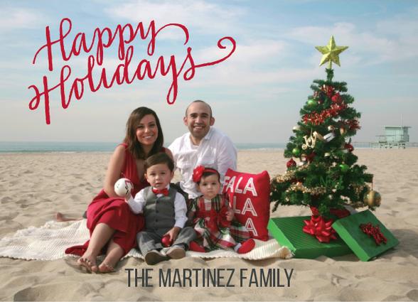 Holiday Card Shoot