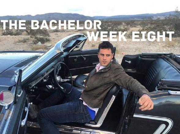 The Bachelor - Week Eight