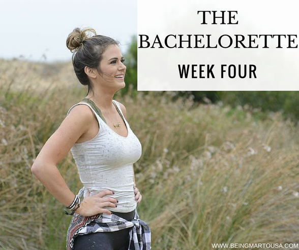 The Bachelorette - Week 4