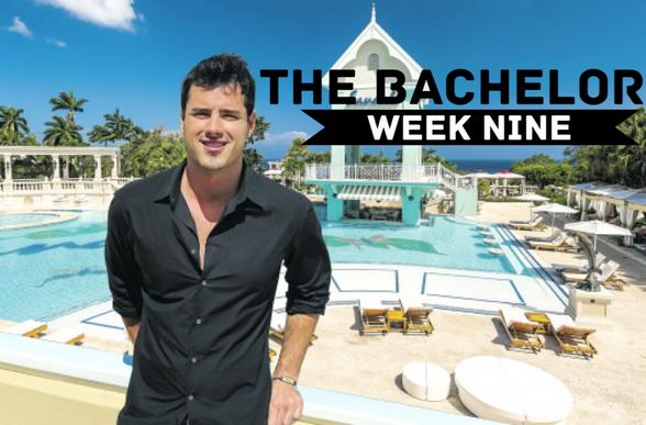 The Bachelor - Week Nine