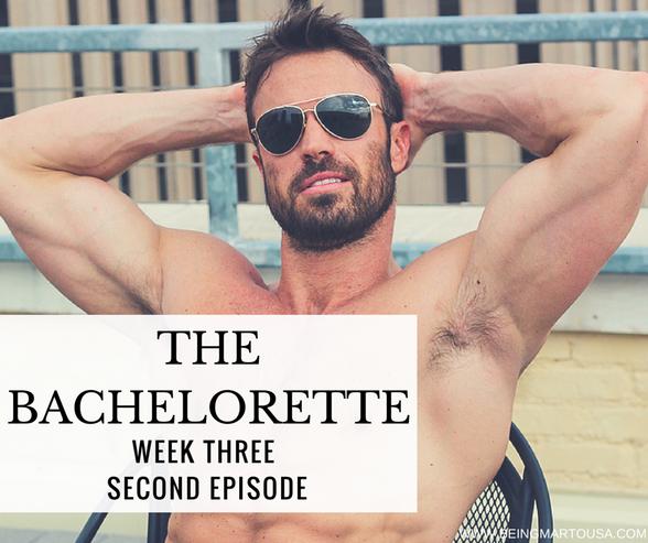 The Bachelorette - Week 3 | Episode 2