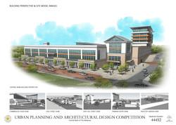 5-Building rendering & site views