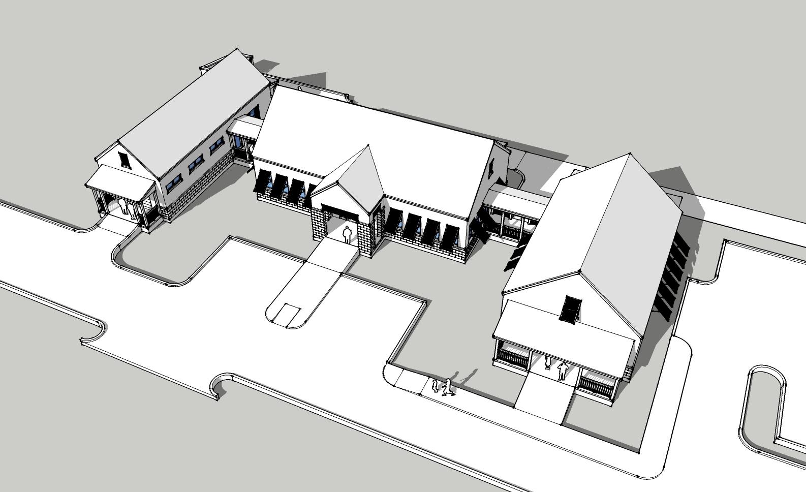 Model View 3