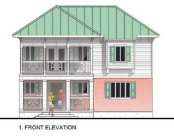 Building elevation 1