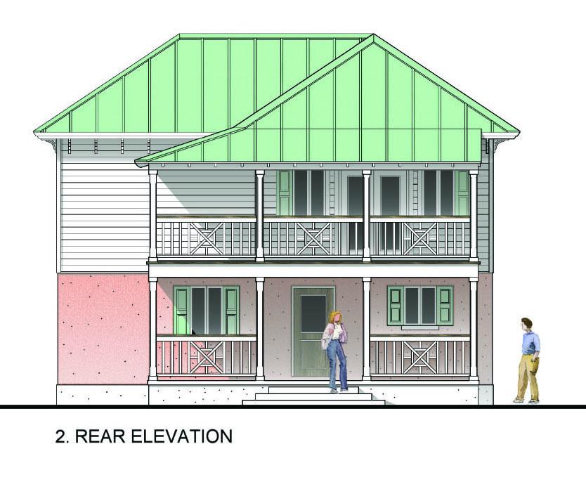 Building elevation 2