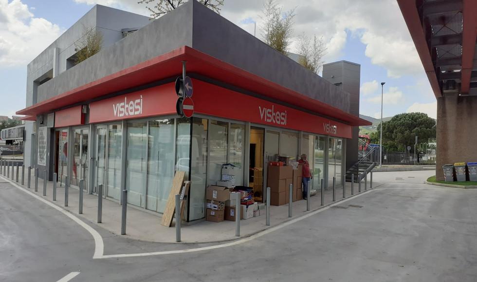 P.V. VISTASI' Via Cortonese - PERUGIA 19