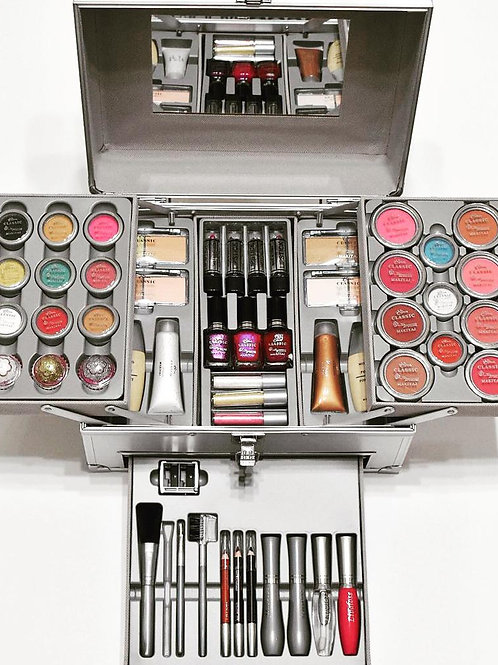 CLASSIC DELUXE MAKE UP SET 092