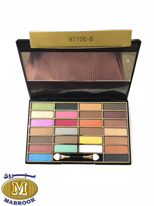 MABROOK 26 COLOUR EYE SHADOW IN 2 STYLES