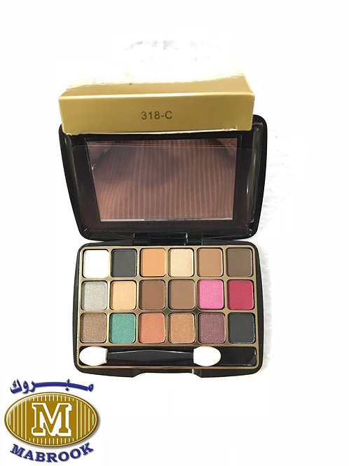 Mabrook 18 colour Eye Shadow Kit