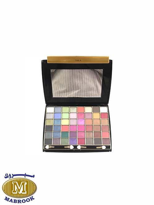 Mabrook 48 colour eye shadow  in 3 style