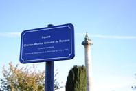 Square Charles-Maurice Grimaldi de Monaco à Saint-Cast le Guildo