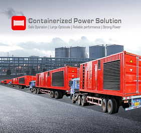 Containerized POWER SOLUTION,NEXT ELECTR