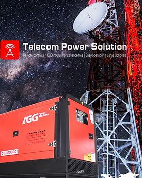 Telecom Solution,next lda, cummins,perki
