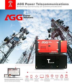 AGG-TELECOM POWER GENERATOR,NEXT LDA MAP