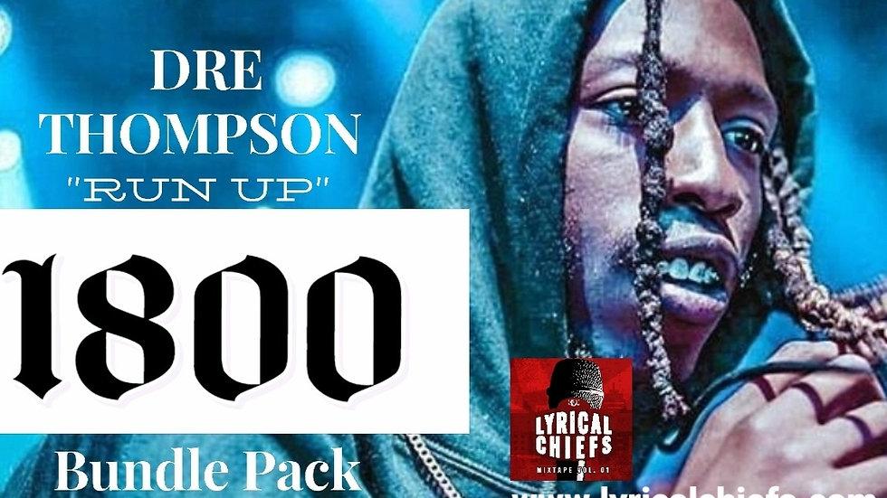 DRE THOMPSON 1800 BUNDLE PACK