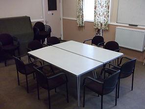Walton Methodist Church Wesley Room