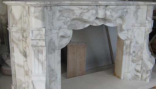 Marble-fireplace-all dimensions
