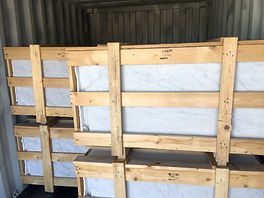 Carrara-white-marble-tiles-120x60-packaging-on-container
