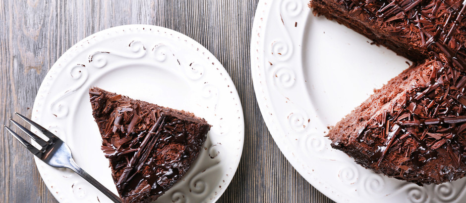 The Richest Chocolate Zucchini Cake