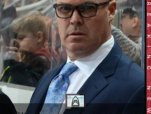 SHARKS FILL VACANT COACHING ROLE