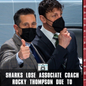 ROCKY THOMPSON PROHIBITED FROM COACHING