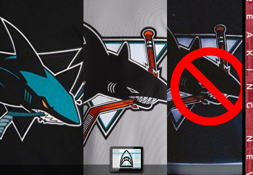 EXCLUSIVE: Sharks will ditch the Heritage Jersey in 2021-22