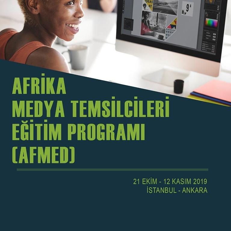 Afrika Medya Temsilcileri Eğitim Programı