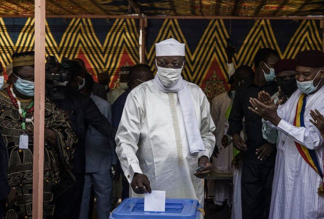 Analiz   Çad Başkanlık Seçimleri