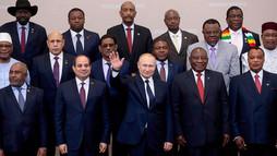 Analiz   Stratejik Çıkarları Çerçevesinde Rusya'nın Afrika'daki Askeri Varlığı
