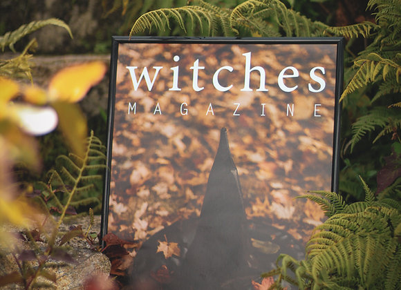 Autumn Witches Poster