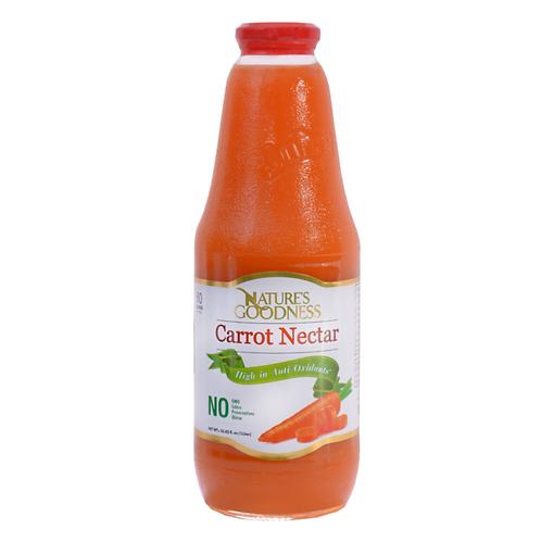 CARROT JUICE   %100   NON-GMO