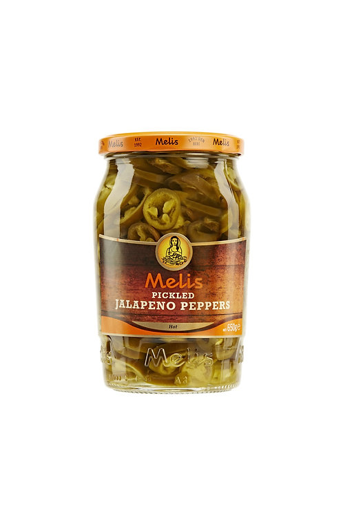PICKLED JALEPENO PEPPERS 24.3 FL OZ