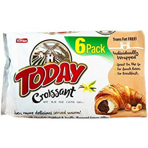 CHOCOLATE+ VANILLA CROISSANT MULTI-PACK