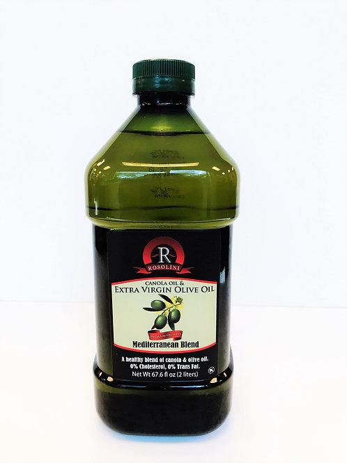 EXTRA VIRGIN OLIVE OIL & CANOLA OIL BLEND 68 FL OZ