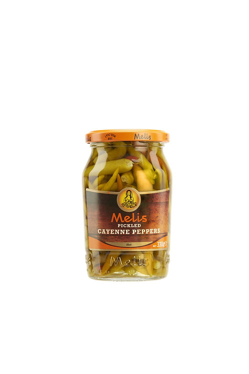 PICKLED CAYANNE PEPPERS 24.3 FL OZ
