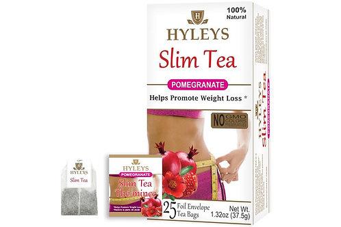 SLIM TEA POMEGRANATE