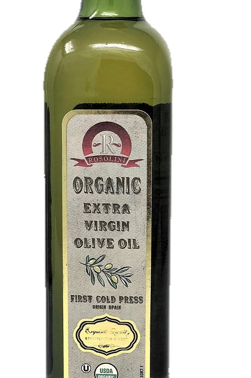 ORGANIC EXTRA VIRGIN OLIVE OIL | 25.5 FL OZ