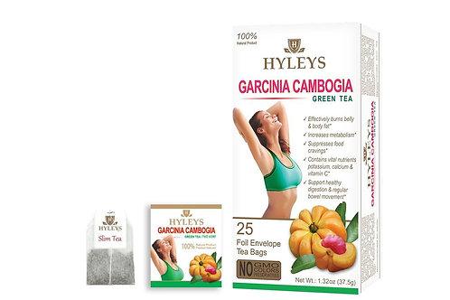 GARCINIA CAMBOGIA GREEN TEA
