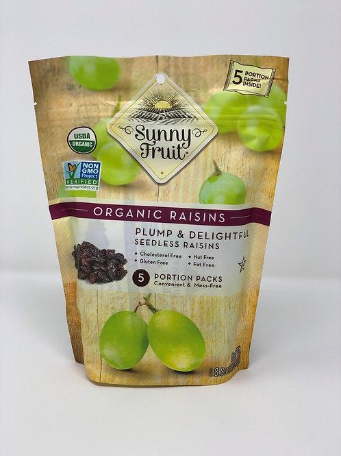 ORGANIC & NON-GMO RAISINS